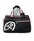 CASTELBAJAC(カステルバジャック)の古着「ハンドバッグ」|ブラック