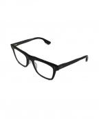 DITA()の古着「伊達眼鏡」|ブラック