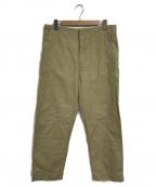 ISABEL MARANT(イザベルマラン)の古着「パンツ」|ベージュ
