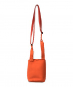 zattu(ザッツ)の古着「ショルダーポーチ」|オレンジ