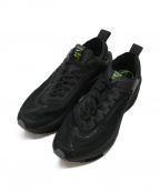 NIKE()の古着「Zoom Double Stacked」|ブラック×イエロー