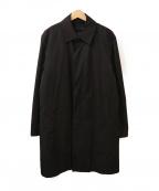346 BROOKS BROTHERS()の古着「ライナー付ステンカラーコート」|ブラック