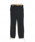 kaiko(カイコー)の古着「TRAINING PANTS」|ブラック