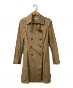 RED VALENTINO(レッドヴァレンティノ)の古着「トレンチコート」 ブラウン
