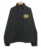 DEUS EX MACHINA(デウス エクス マキナ)の古着「バックロゴジャケット」|ブラック