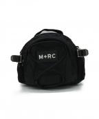 M+RC NOIR(マルシェノア)の古着「ウエストバッグ」|ブラック