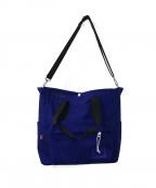 HELLY HANSEN(ヘリー ハンセン)の古着「2WAYバッグ」|ブルー