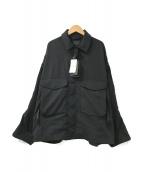 ()の古着「MIL FIELD JACKET」|ブラック