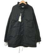 MONKEY TIME(モンキータイム)の古着「M65ジャケット」|ブラック