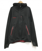 MAMMUT(マムート)の古着「Ultimate Hoody」 ブラック