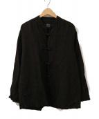 ()の古着「カンフージャケット」|ブラック