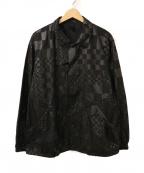 BRU NA BOINNE(ブルーナボイン)の古着「E-black ジャケット」|ブラック