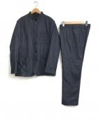 agnes b(アニエスベー)の古着「セットアップジャケット」|ブラック