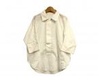 MARNI(マルニ)の古着「フライフロントビッグシャツ」|ホワイト