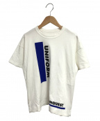 sacai(サカイ)の古着「Uniform Conquest Tシャツ」|ホワイト
