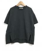 Acne studios(アクネストゥディオス)の古着「ワイドTシャツ」|ブラック