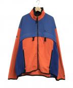 NIKE ACG(ナイキエージーシー)の古着「THERMAL LAYER 2」 ブルー×オレンジ