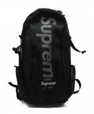SUPREME (シュプリーム) Backpack ブラック