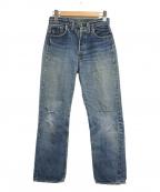 LEVI'S(リーバイス)の古着「66前期デニムパンツ」|インディゴ
