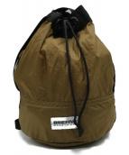 ()の古着「ショルダーバッグ」|ベージュ×ブラック
