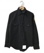 LAUNDERING(ランドリー)の古着「ワークジャケット」 ブラック