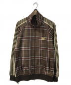 Needles(ニードルズ)の古着「トラックジャケット」|ブラウン