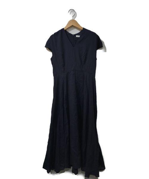 MARIHA(マリハ)MARIHA (マリハ) ワンピース ネイビー サイズ:38の古着・服飾アイテム