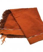 45R(フォーティファイブアール)の古着「ビッグストール」|オレンジ