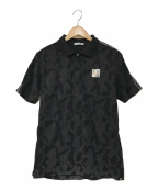 MARK&LONA(マークアンドロナ)の古着「ポロシャツ」|ブラック