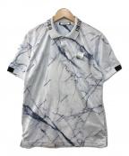 MARK&LONA(マークアンドロナ)の古着「ポロシャツ」|ホワイト