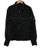 BELSTAFF(ベルスタッフ)の古着「ナイロンジャケット」|ブラック