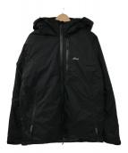 ()の古着「AURORAダウンジャケット」|ブラック