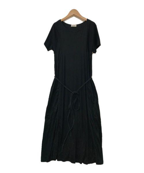 LEMAIRE(ルメール)LEMAIRE (ルメール) NOIR COTTON ROBE ブラック サイズ:Sの古着・服飾アイテム