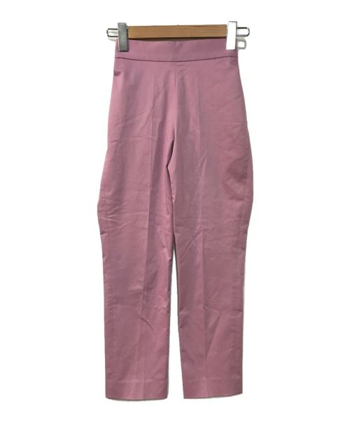 SEVEN TEN by MIHO KAWAHITO(セブン テン バイ ミホ カワヒト)SEVEN TEN by MIHO KAWAHITO (セブン テン バイ ミホ カワヒト) バックイージーパンツ ピンク サイズ:XSの古着・服飾アイテム