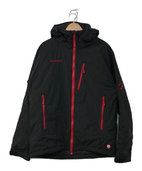 MAMMUT(マムート)MAMMUT (マムート) WinterTrailJacket ブラック サイズ:Sの古着・服飾アイテム