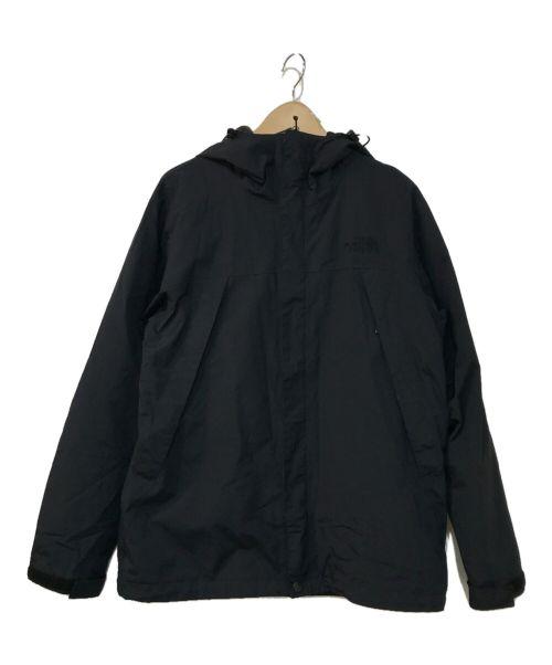 THE NORTH FACE(ザ ノース フェイス)THE NORTH FACE (ザ ノース フェイス) Novelty Scoop Jacket ブラック サイズ:Mの古着・服飾アイテム