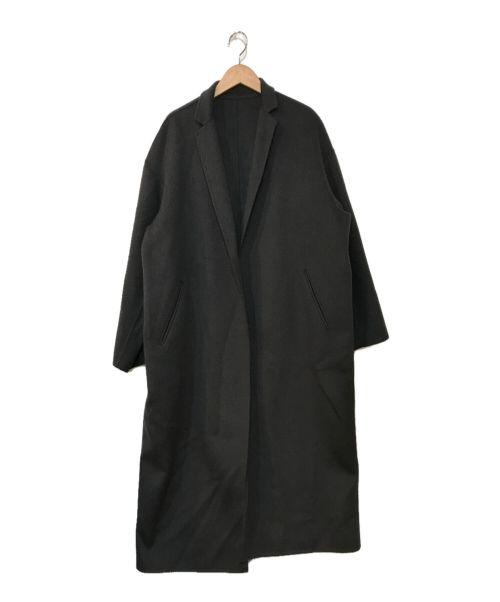 Plage(プラージュ)Plage (プラージュ) ハミルトンテーラードコート グレー サイズ:38の古着・服飾アイテム