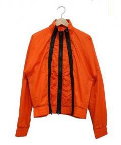 adidas originals × STELLA McCARTNEY(アディダスオリジナルス×ステラマッカートニー)の古着「3ジップデザイントラックジャケット」|イエロー