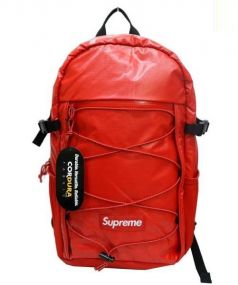SUPREME(シュプリーム)の古着「BackPack」|レッド