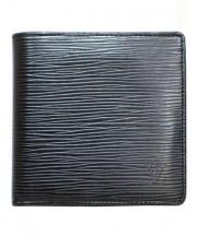 LOUIS VUITTON(ルイヴィトン)の古着「ポルトビエカルトクレディモネ」 ブラック