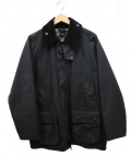 Barbour(バブアー)の古着「BEDALE JACKET」|ブラック