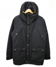 Oregonian Outfitters(オレゴニアンアウトフィッターズ)の古着「Boa Lined Oregonian Parka」|ブラック