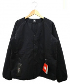 THE NORTH FACE(ザノースフェイス)の古着「WPBベントリックスゼファーカーディガン」|ブラック