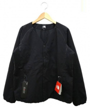 THE NORTH FACE(ザノースフェイス)の古着「WPBベントリックスゼファーカーディガン」 ブラック