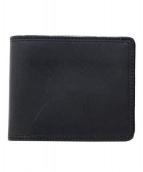 CORBO(コルボ)の古着「2つ折り財布」|ブラック