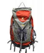 deuter(ドイター)の古着「ACT Trail 32バックパック」|オレンジ