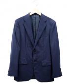 UNITED ARROWS(ユナイテッド アローズ)の古着「プレミアムウールテーラードジャケット」|ネイビー