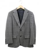 MACKINTOSH PHILOSPHY(マッキントッシュ フィロソフィー)の古着「ウィンドペンチェックジャケット」|グレー