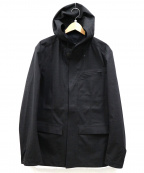 MISSION WORKSHOP(ミッションワークショップ)の古着「フーデッドジャケット」 グレー
