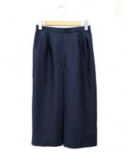 TOGA(トーガ)の古着「デザインタイトスカート」|ネイビー